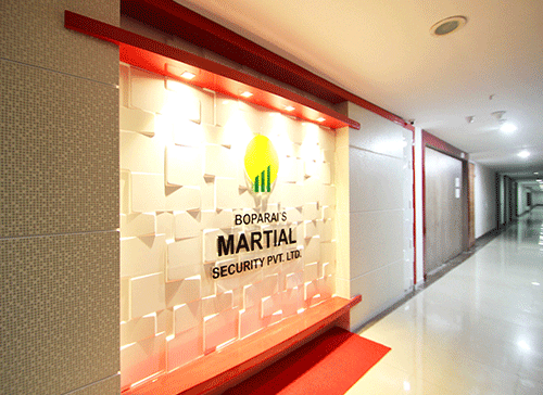 Martial Securities Ltd.
